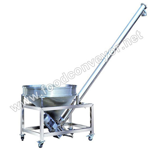 Screw Conveyor For Food