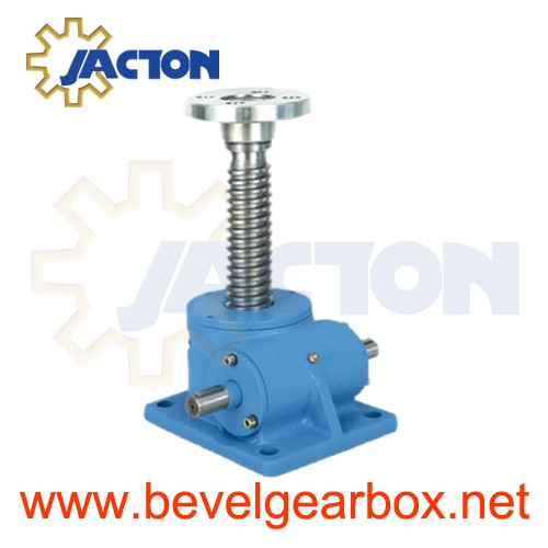 Screw Hoists Lifting Drive Spindle Jack Mechanical Lowering Gear
