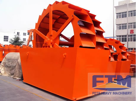 Screw Sand Washer For Sale