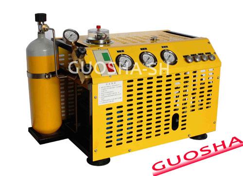 Scuba Diving Compressor Small Size 30 Mpa 300 Bar 4500 Psi 100l Min 440v 60hz 220v 380v 50hz Gasolin