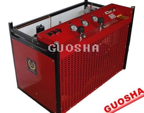 Scuba High Pressure Air Compressor 300 Bar 30 Mpa 4500 Psi 265l Min 440v 60hz 380v 50hz