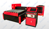 Sd Yag 2513a 600w Metal Laser Cutting Machine