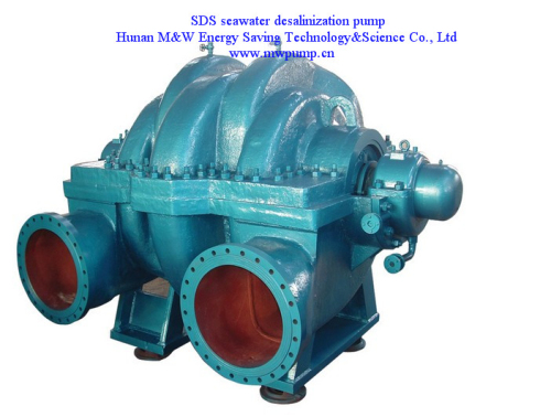Sds Seawater Desalinization Pump