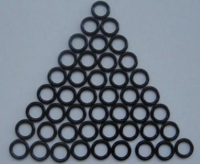 Seal For Motorcycle Chain 6 5 2 15