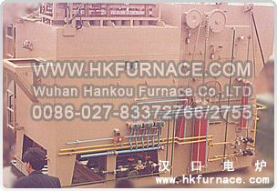 Sealed Box Type Carburizing Furnace