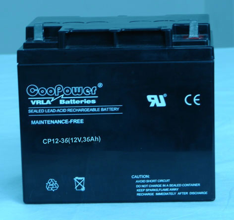 Sealed Lead Acid Battery For Emergency Lighting Equipment