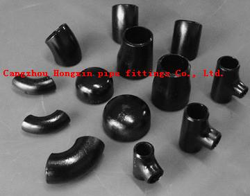 Seamless Elbow Pipe Fittings 65292 Tee