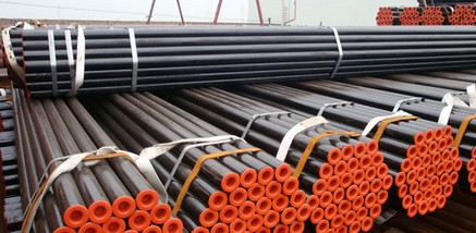 Seamless Steel Pipe Various Size Extent Different Standard And Grade