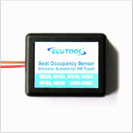 Seat Occupancy Sensor Srs Emulator Mercedes Benz W220 W168 W163 W210 W203 W639 6