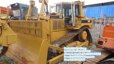 Second Hand Cat D7r Bulldozer