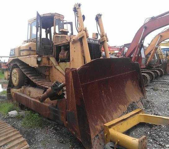 Second Hand Cat D8r 1 Bulldozer