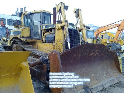 Second Hand Cat D8r 2 Bulldozer