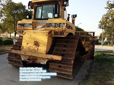 Second Hand Cat D8r 3 Bulldozer