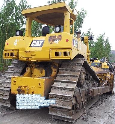 Second Hand Cat D8r 5 Bulldozer