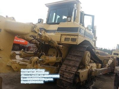 Second Hand Cat D8r Bulldozer