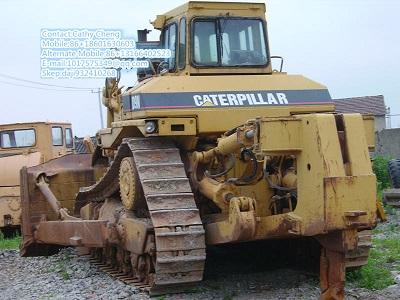 Second Hand Cat D9n Bulldozer