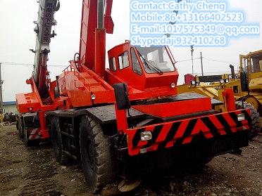 Second Hand Kato Kr25h 3 Crane