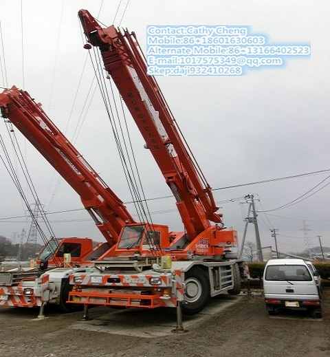 Second Hand Kato Kr45h 2 Crane
