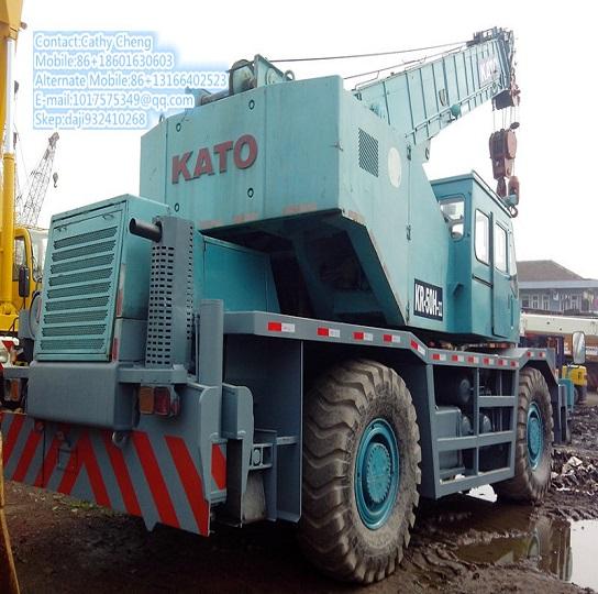 Second Hand Kato Kr500h Crane