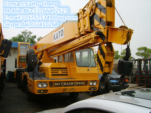 Second Hand Kato Nk250e 2 Crane