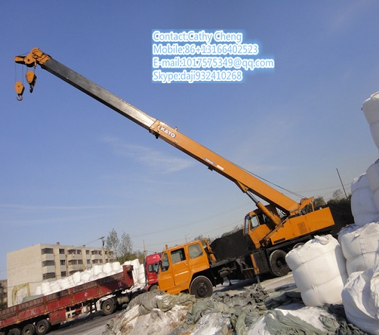 Second Hand Kato Nk250e Crane
