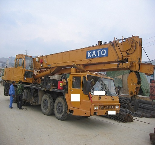 Second Hand Kato Nk500e 3 Crane