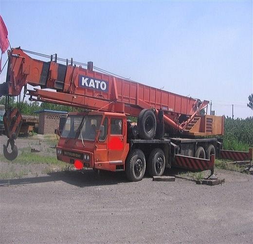 Second Hand Kato Nk500ms Crane