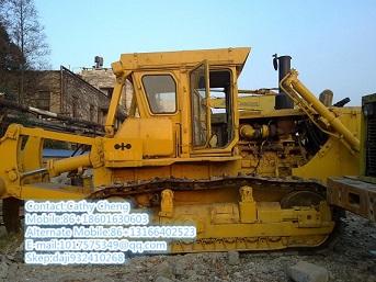 Second Hand Komatsu D155a Bulldozer