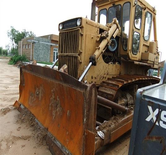 Second Hand Komatsu D85a Bulldozer