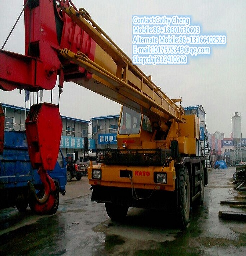 Second Hand Kr250 Crane
