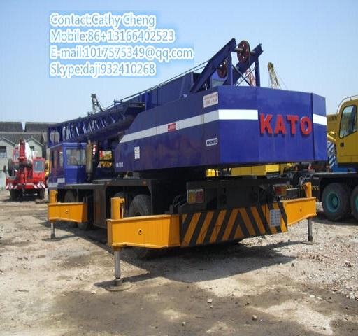 Second Hand Nk500e V Kato