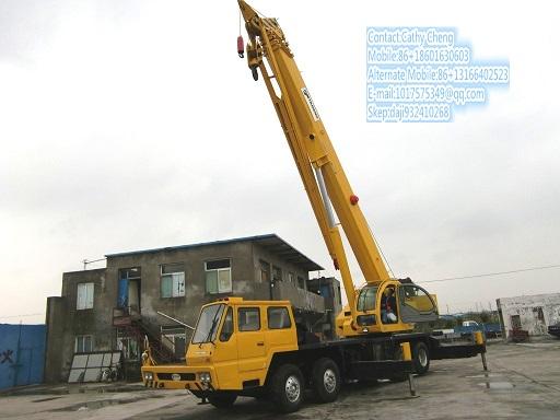 Second Hand Tadano 550e Crane