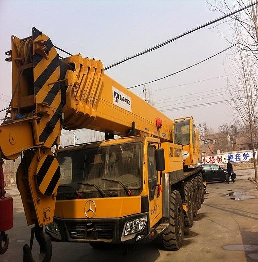 Second Hand Tadano Ar1600m Crane