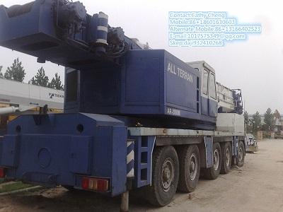 Second Hand Tadano Ar2000m Crane