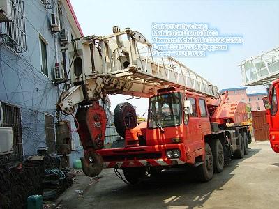 Second Hand Tadano Gt500 Crane