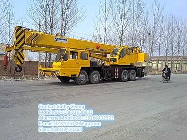 Second Hand Tadano Gt500e 3 Crane