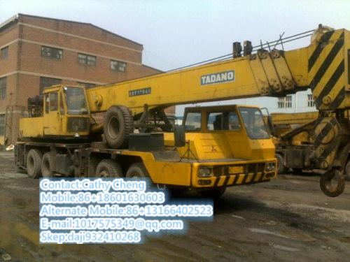 Second Hand Tadano Gt500e Crane
