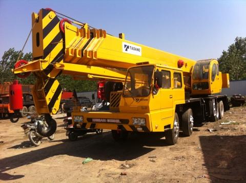 Second Hand Tadano Gt650e Crane