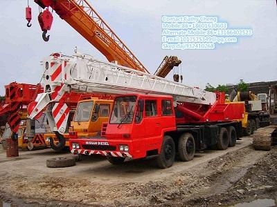 Second Hand Tadano Tg300e Crane
