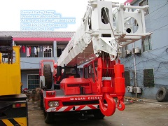 Second Hand Tadano Tg500e 3 Crane
