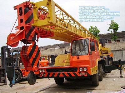 Second Hand Tadano Tg500e 5 Crane