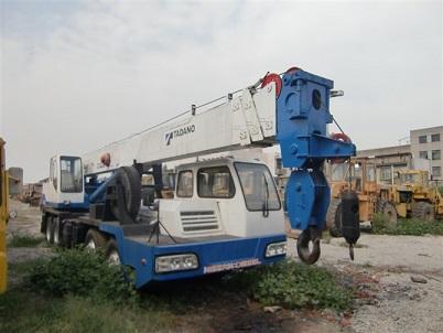 Second Hand Tadano Tl300e 3 Crane