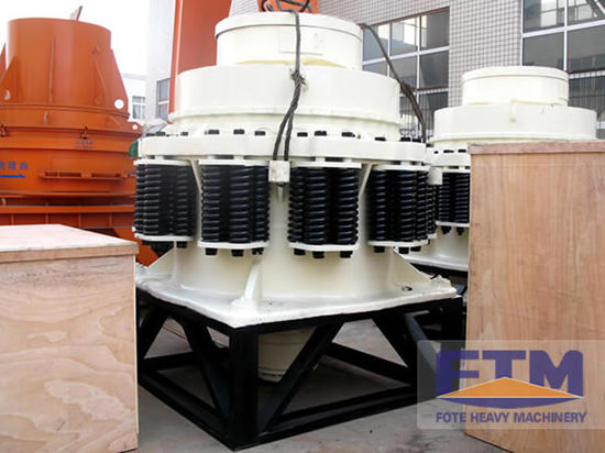 Secondary Cone Crusher Produced By Fote