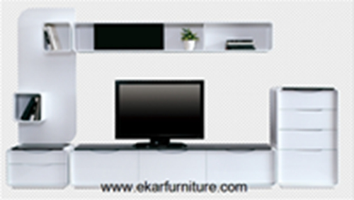 Sectional Tv Cabinet Modern Furniture Stand Ol803
