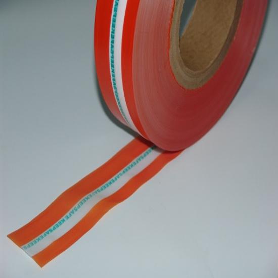 Security Bag Sealing Tape