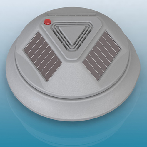 Security Systems For Business Photoelectric Smoke Sensor Panic Alarm