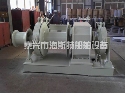 Sell 100kn Electric Combined Anchor Winch Or Other Models