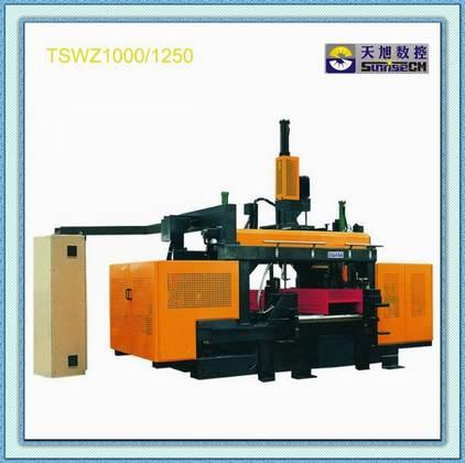 Sell 1250x600mm H Beams Cnc Drilling Machine Line