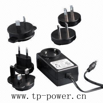 Sell 18v 2a Interchangeable Plug Power Adapter