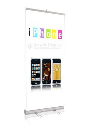 Sell Adjustable Roll Up Banner Stands Display Carry Hold